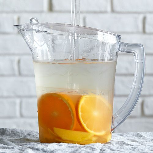 Orange-Mango Water
