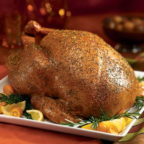 Basic Brined Turkey