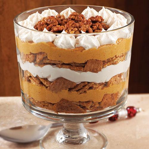 Two Ingredient Pumpkin Cake Pampered Chef