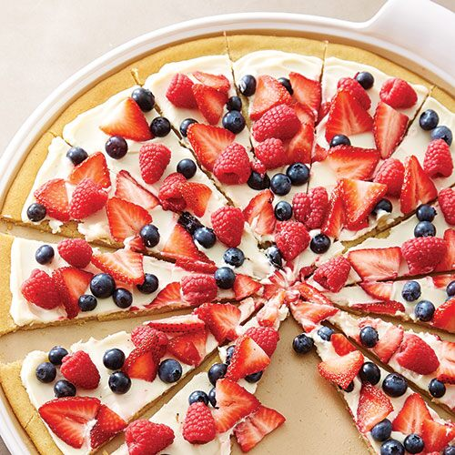 dessert pizza recipes pampered chef canada site