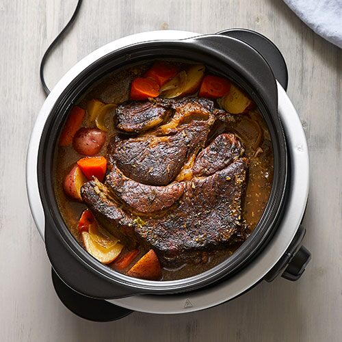 Herb & Onion Pot Roast