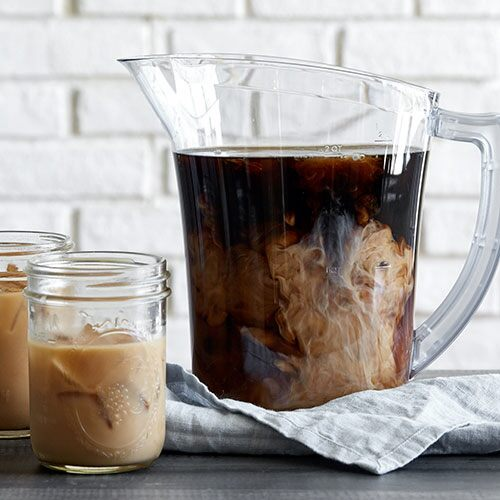 Iced Coffee Variations