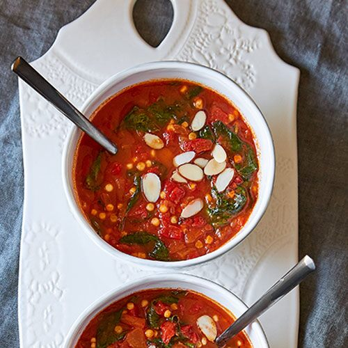 Romesco Soup