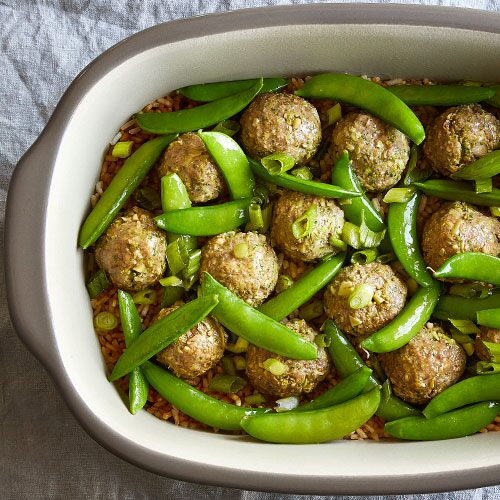 Beef & Broccoli Meatballs