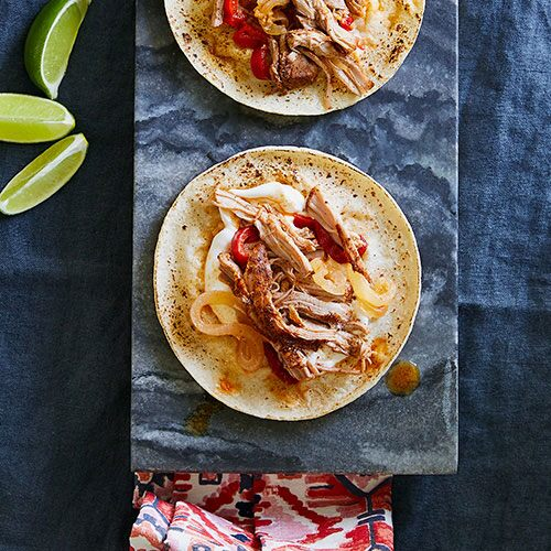 Quick Cooker Carnitas