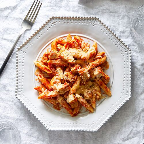 Quick Cooker Chicken Parmesan Pasta Recipes Pampered Chef Canada