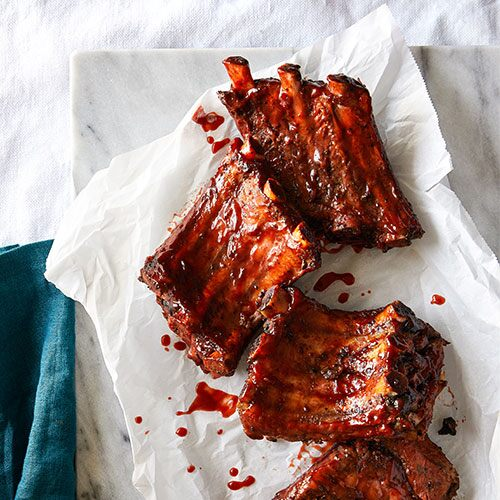 Quick Cooker Barbecue Root Beer Ribs