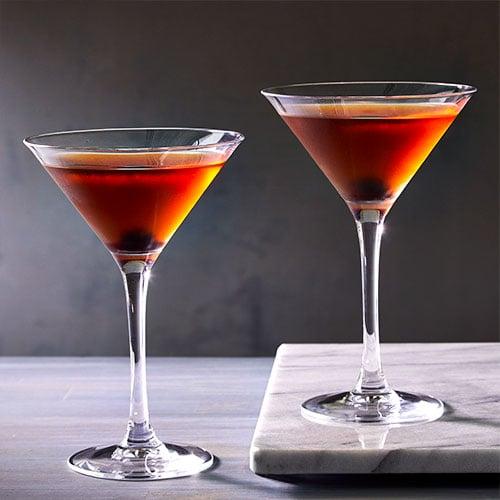 Drink Recipe Manhattan