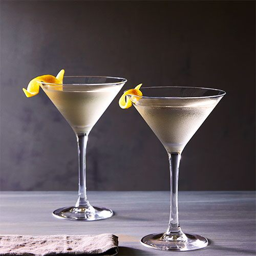 Classic Gin Martini - Recipes