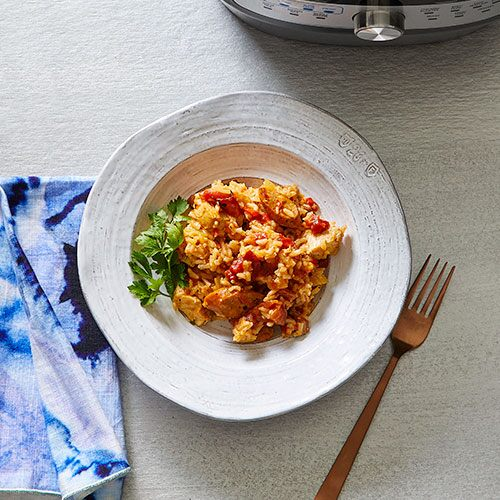 Quick Cooker Jambalaya