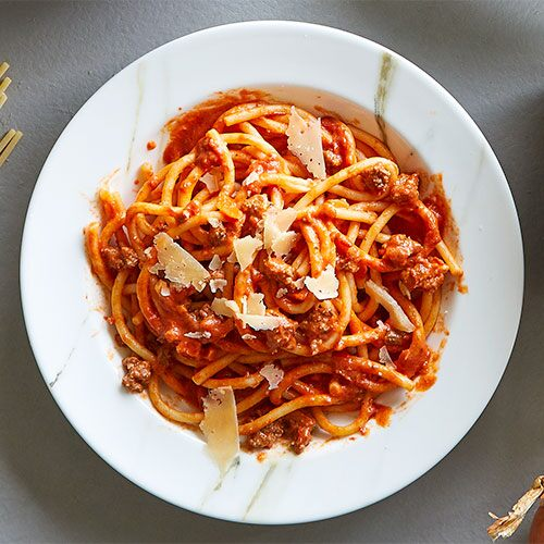 Quick Cooker Bolognese