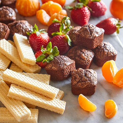 Pampered Chef BROWNIE BITE PAN Fun for kids /& adults too! 24 Two-Bite treats