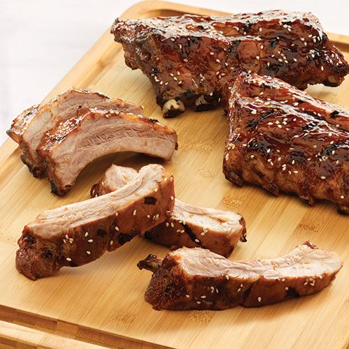 Asian Pork Ribs
