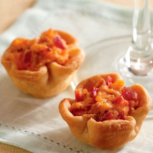 Bacon-Cheddar Bites