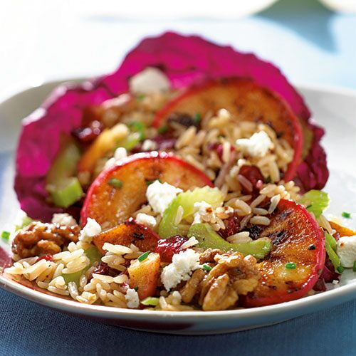 Harvest Brown Rice Salad