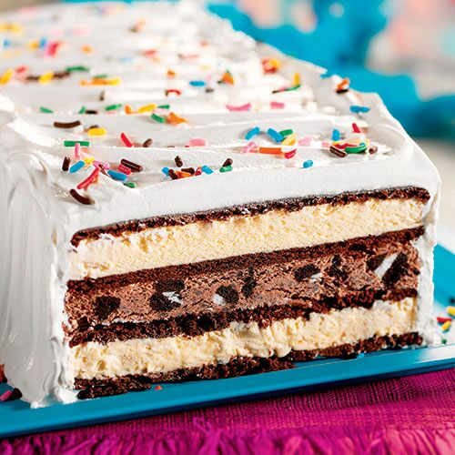 Ice Cream Sandwich Torte