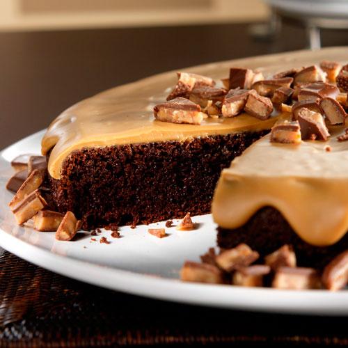 Mocha Skillet Cake