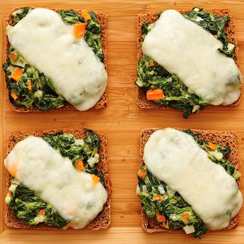 Monterey Spinach Melts