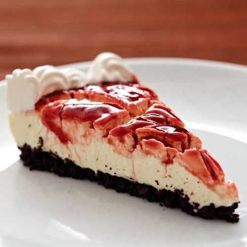 Raspberry Dream Cheesecake