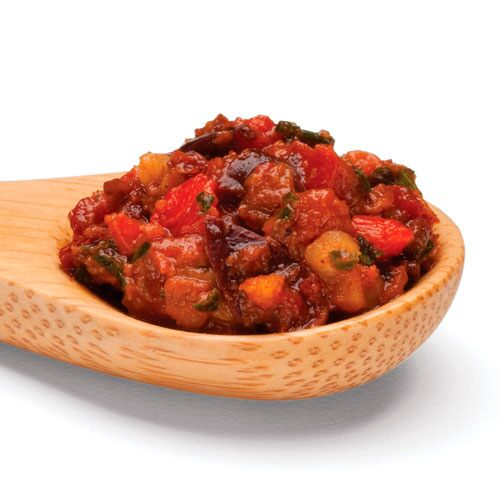 Roasted Red Pepper & Sun-Dried Tomato Tapenade