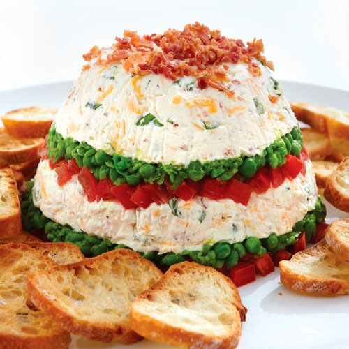 Seven-Layer Salad Spread - Recipes