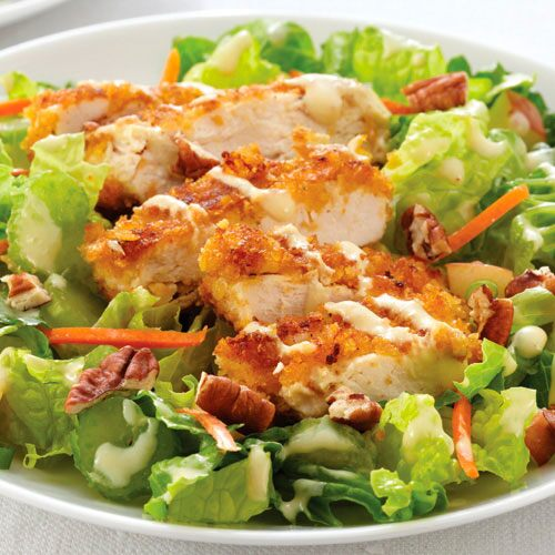 Southern-Fried Chicken Salad