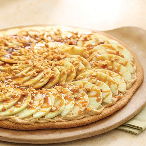 Taffy Apple Pizza Recipes Pampered Chef Canada Site
