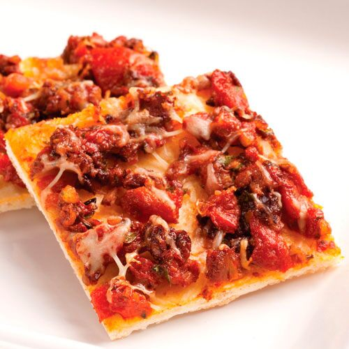 Tapenade Flatbread