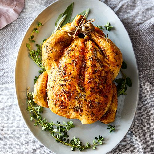 Thirty-Minute Chicken